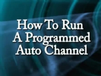 GB-4000 How to Run an Auto Channel